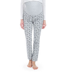 "Homewear zwangerschapsbroek met print van Mickey ©Disney ""all-over"""