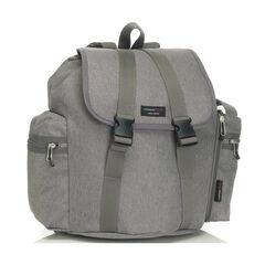 Luiertas Travel backpack - Grey
