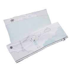 Parure de lit + taie d'oreiller - Luluchéri