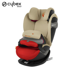 Siège-auto isofix Pallas S-Fix groupe 1/2/3 - Autumn gold