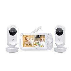 Babyphone vidéo Ease 35 Twin avec 2 caméras , Motorola