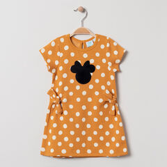 Robe manches courtes en maille Disney Minnie