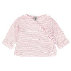Gilet bustehouder in tricot
