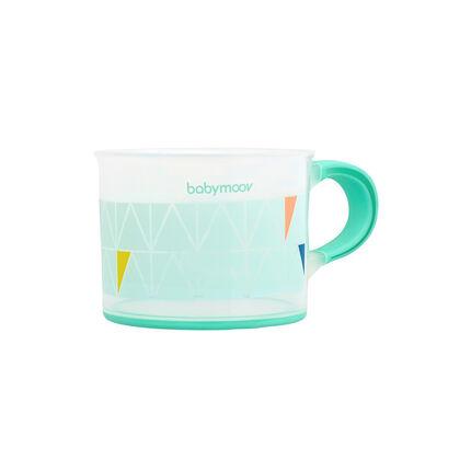 Tasse anti-dérapante - Azur