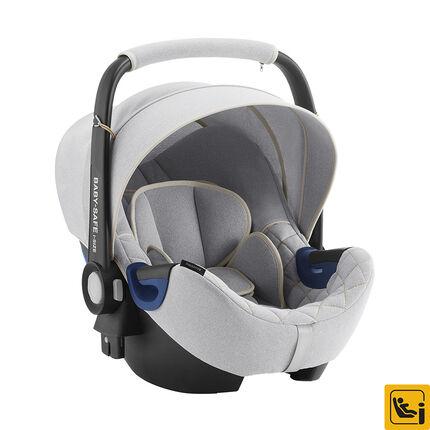 Autostoel Baby-Safe i-Size - Nordic grey