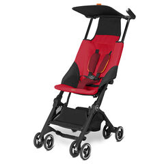 Poussette canne Pockit - Dragonfire Red