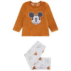 Fluwelen pyjama met Mickey-motief (Disney) , Orchestra