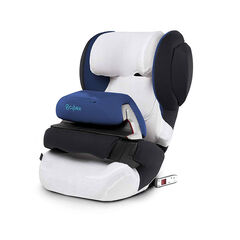 Zomerhoes autostoel gr 1/2/3 Pallas m - Wit