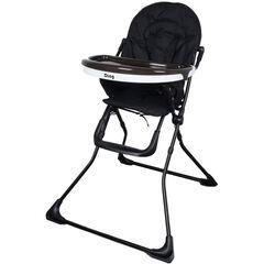 Kinderstoel Nemo multi positie - Zwart