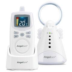 Babyphone veilleuse AC240 - Blanc