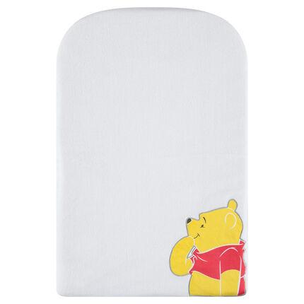 Housse de matelas à langer Disney print Winnie l'ourson