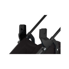 Zippy light car seat adapter