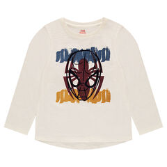 Tee-shirt manches longues ©Marvel print Spiderman