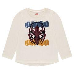 T-shirt met lange mouwen en print van ©Marvel Spiderman