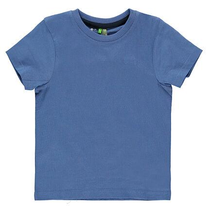Tee-shirt en jersey manches courtes
