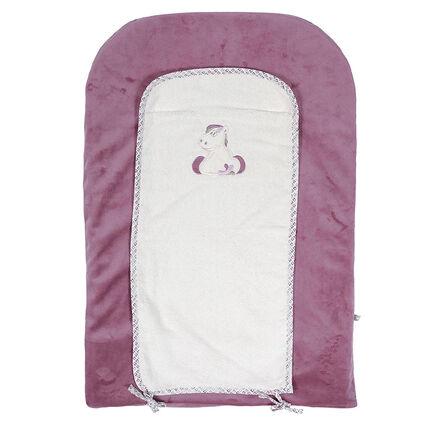 Matelas à langer + 2 serviettes - Victoria & Lucie
