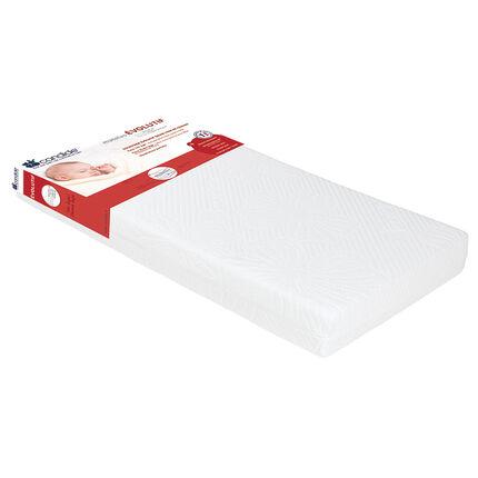 Matelas évolutif 70x140x12cm - Blanc