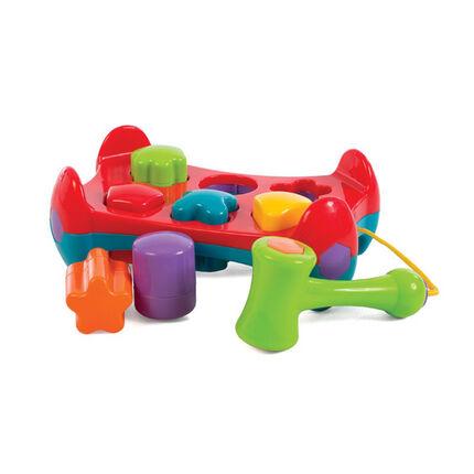 Puzzle Encastrable - 1er âge