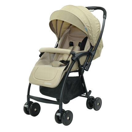 Buggy Reversible - Taupe