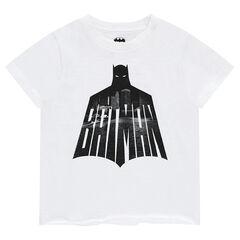 Tee-shirt manches courtes print ©Warner Batman