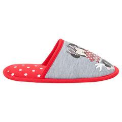 Lage pantoffels van Disney's Minnie