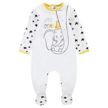 Pyjama van velours met print Dumbo ©Disney