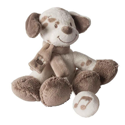 Muzikaal Max de Hond - Kleine