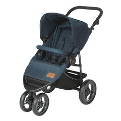 Kinderwagen Revolution Blues - Jeans blue