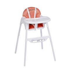 Coussin pour chaise haute Capucine - Rouge