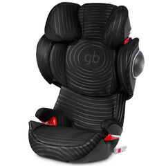 Autostoel Elian-Fix groep 2/3 - Lux black