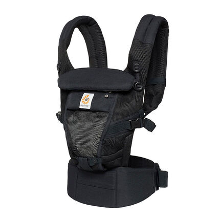 Porte-Bébé Adapt Cool Air Mesh - Noir Onyx