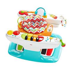Jouet 1er âge - Piano d'activités 4 en 1