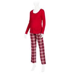 Pyjama voor tijdens de zwangerschap geschikt voor borstvoeding