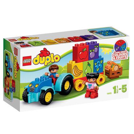 Spel 2e ltfd Lego 10615 Duplo Eerste tractor