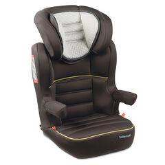 Autostoel Quilt met Isofix Groep 2/3 (van 15 tot 36 kg) - Bruin