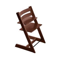Hoge stoel Tripp Trapp - Walnut Brown