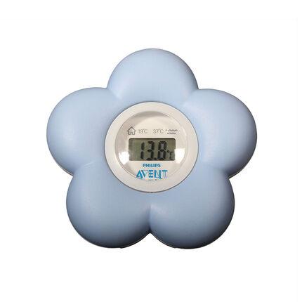 Thermomètre de bain numérique - Fleur