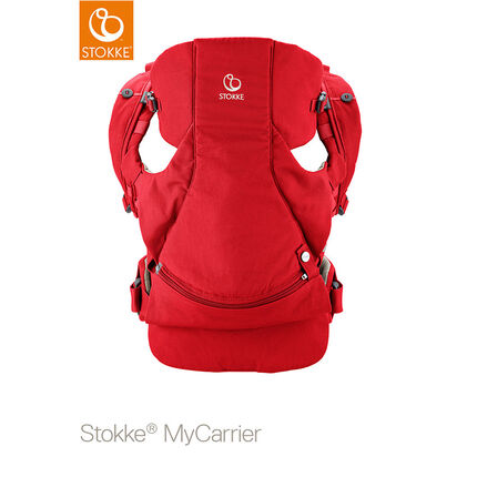 Draagzak My Carrier Front Red