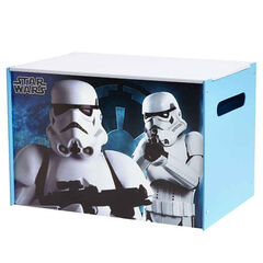 Coffre à jouets Stars Wars - Bleu