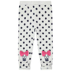 "Gemêleerde legging met stippen""all-over"" en prints van Minnie Disney"