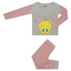 Pyjama en jersey print Titi ©Warner/Looney Tunes