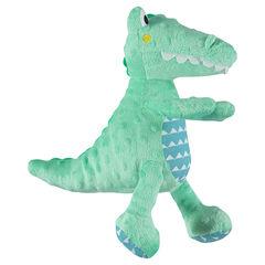 Pluchen krokodil