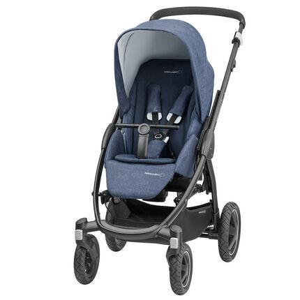 Kinderwagen Stella - Nomad Blue