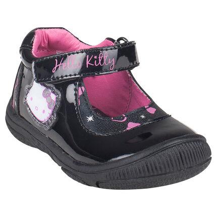 Baby's in zwarte kleur Hello Kitty