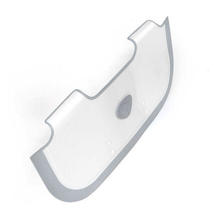 Réducteur de bain - Blanc/Gris