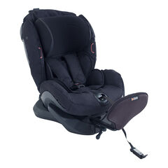 Autostoel iZi plus groep 0/1/2 - Black cab