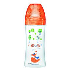 Biberon sensation+ orange 330 ml