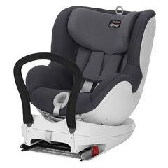 Autostoel Dualfix groep 0+/1 - Storm Grey
