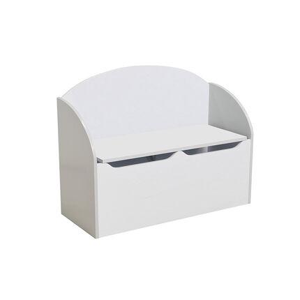 Demeyere speelgoedkist Tresor 55,5x69,5x29,5 cm – Wit