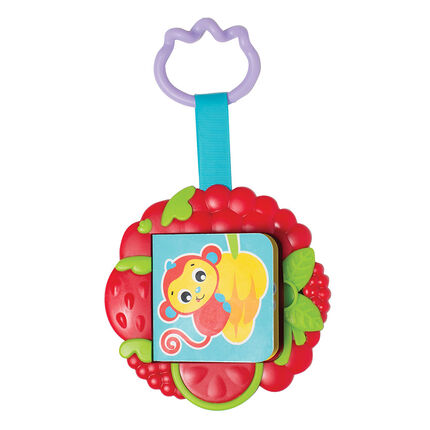 Teething Time Activity Book